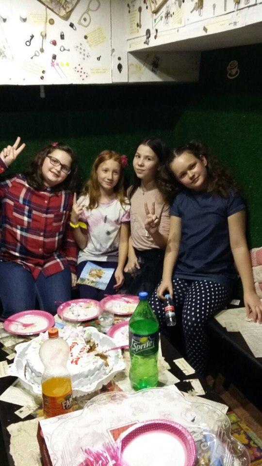 детский праздник Ростов-на-Дону квесты на Ларина