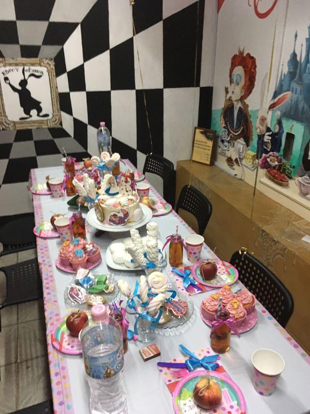 Детский День рождения в квестах Алиса и Гарри Поттер на Ларин
